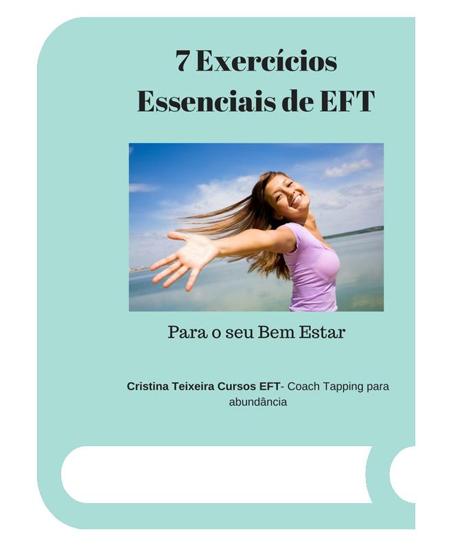 7 exercícios essenciais de EFT capa