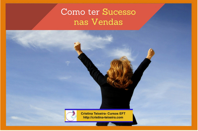 sucesso nas vendas