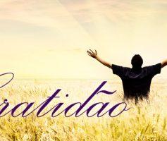 Conheça o poder terapêutico da Gratidão