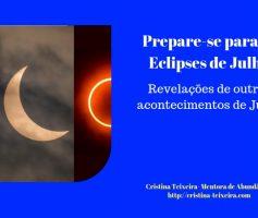 Prepare-se para os eclipses do mês de Julho