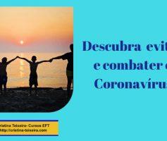 Descubra uma forma de evitar coronavírus