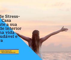 Gestão de Stress por Ficar em Casa