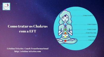 Benefícios de tratar os chakras com a EFT