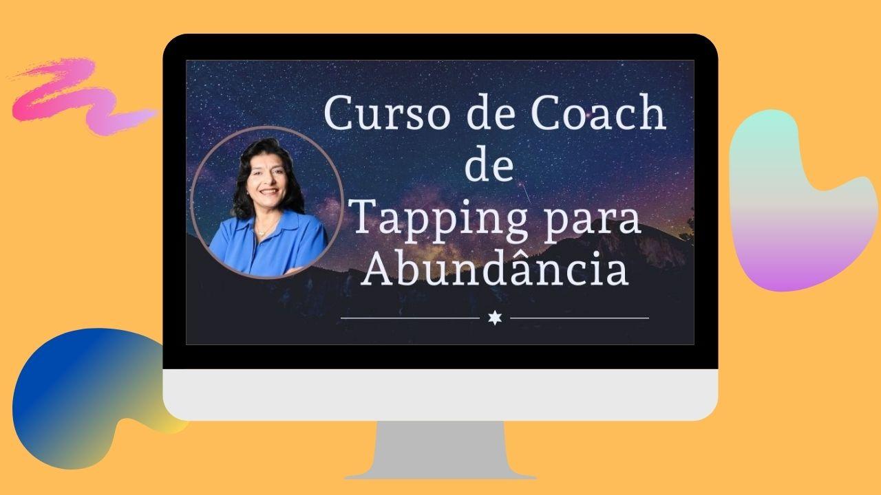 curso de coach de tapping para abundância